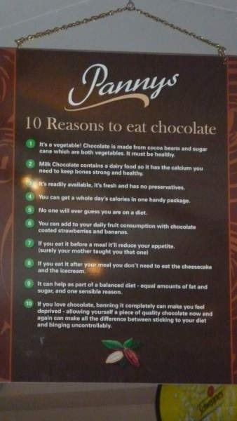 <10 Reasons to Eat Choc>, Pannys Choc Factory, Australia