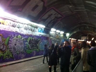 la-boheme-5: old vic tunnel